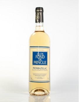 MONBAZILLAC 2015 - CLOS FOND DE MINGUE - 75 cl