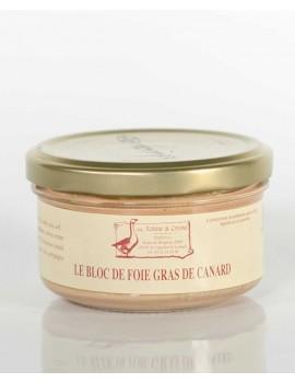 LE BLOC DE FOIE GRAS DE CANARD 130 g