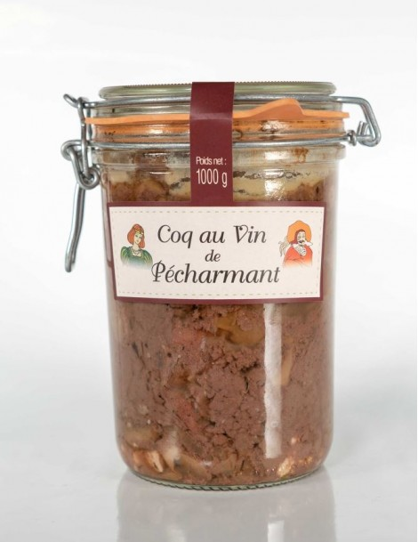 COQ AU VIN DE PÉCHARMANT