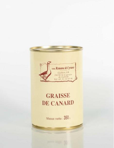 GRAISSE DE CANARD