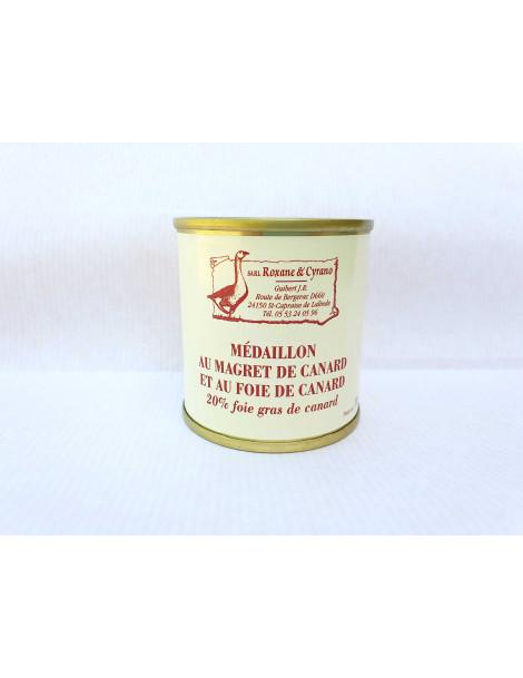 GOURMANDISE DE CANARD 20% Foie gras de canard