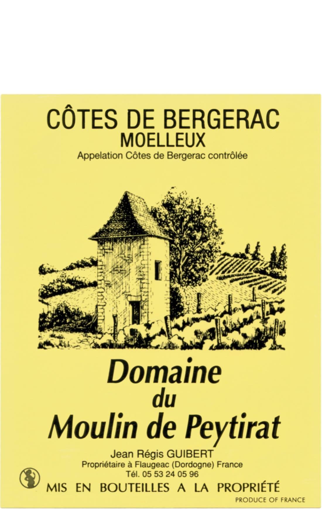 Côtes de Bergerac Moelleux