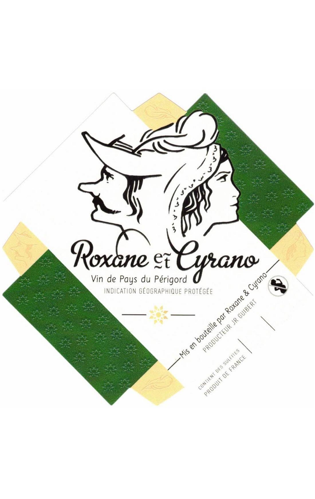 IGP Roxane et Cyrano Blanc Sec