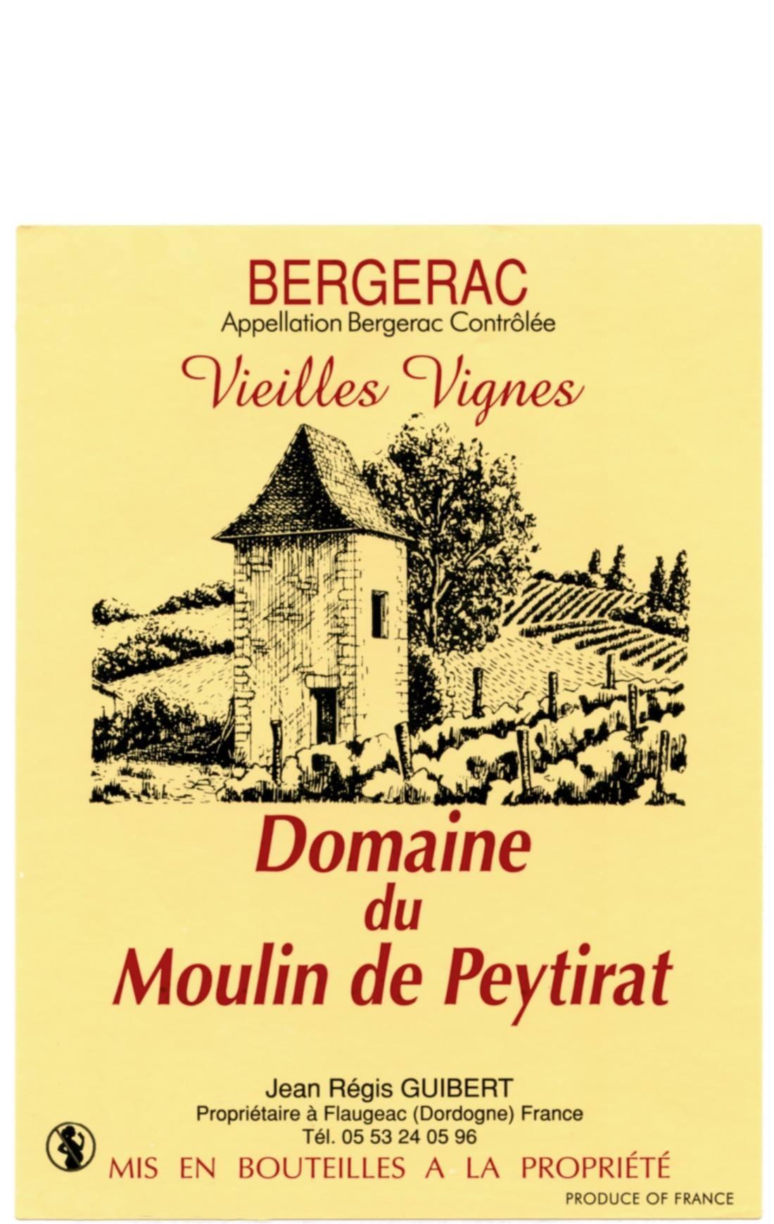 Domaine du Moulin de Peytirat